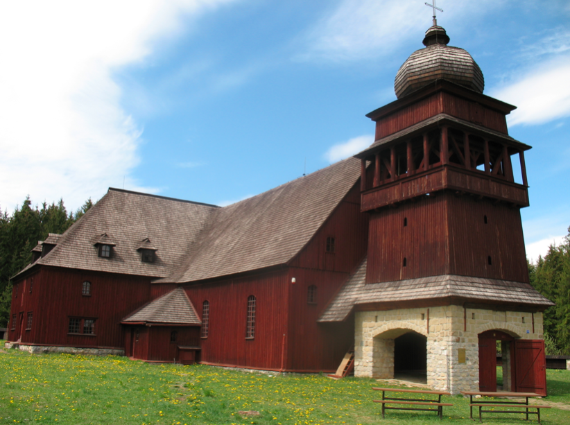 Restoration of Articular Wooden Churches