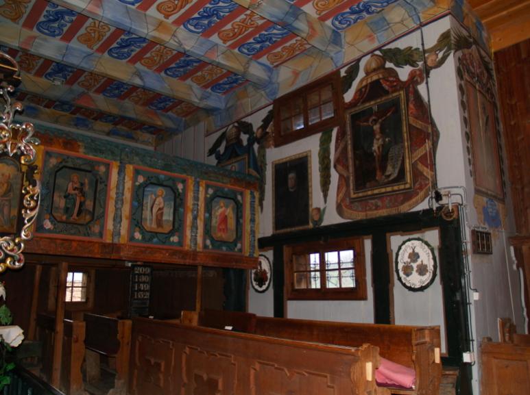 Restoration of Articular Wooden Churches