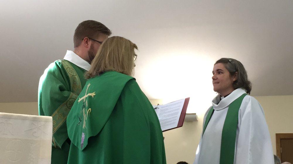 A New Ministry Unfolds