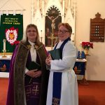 Alverda Welcomes New Pastor