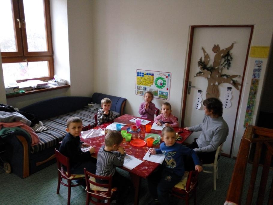 Support of a church pre-school in Ratkovska-Bystre