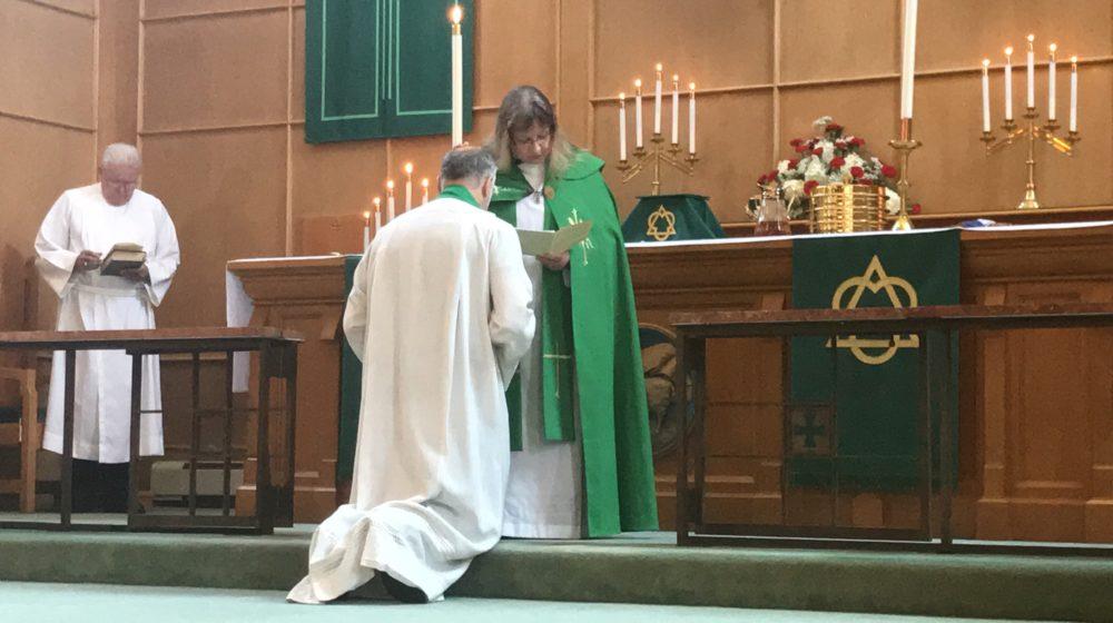Brooklyn Ohio Welcomes New Pastor